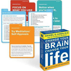 Change Your Brain, Change Your Life Cards
