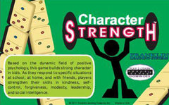 CHARACTER Strength (Play 2 Learn Dominoes)