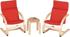 Child-Sized Chair & Table Set (2 Chairs and Table)