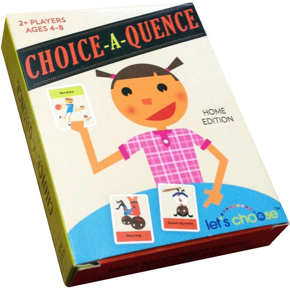 Choice-A-Quence Card Game