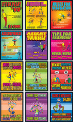 CHOICES Laminated Poster Set (12 Posters)