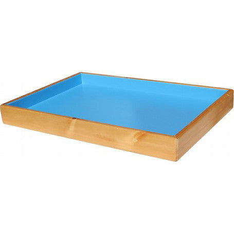 'Classic' Wooden Sand Tray (Canadian Pine)