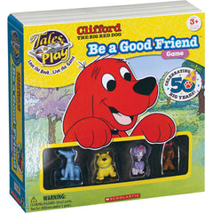 Clifford - Be a Good Friend Game