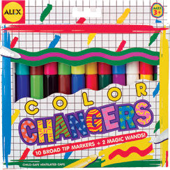 Color Changing Markers (Set of 12)
