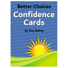 Confidence Cards - New Edition