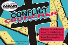 CONFLICT Cruncher (Play 2 Learn Dominoes)