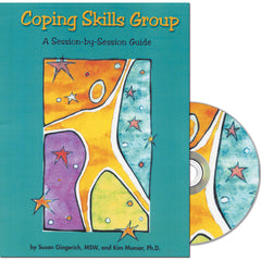 Coping Skills Group: A Session-by-Session Guide Book (w/CD)