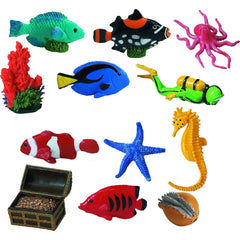 Miniature - Coral Reef Set (12-Pieces)