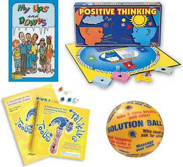 Counseling Game Package