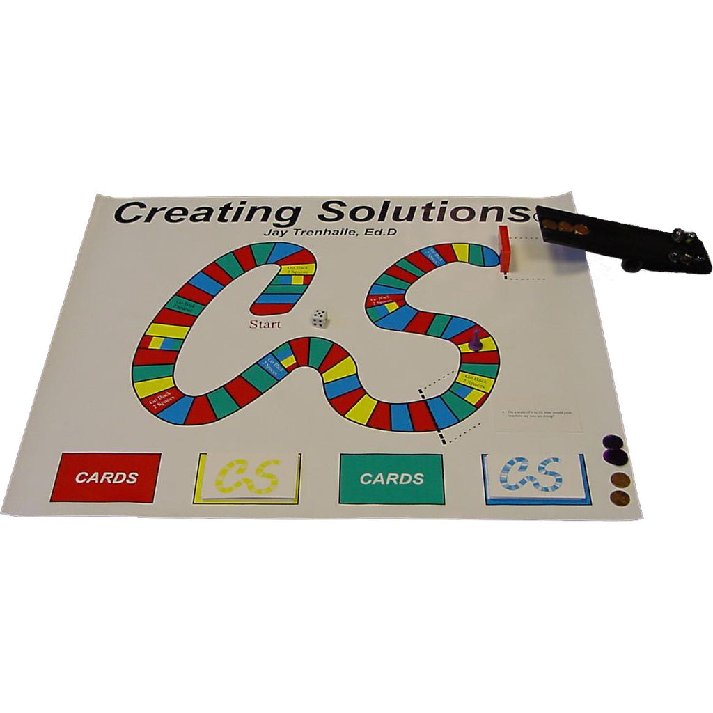 Creating Solutions Therapeutic Game