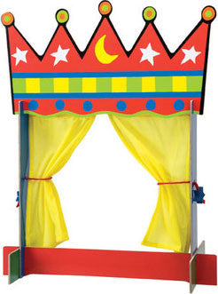 Crown Tabletop Puppet Theatre
