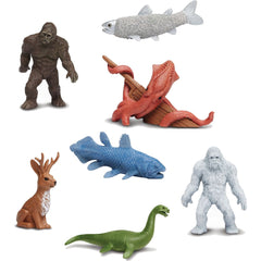 Miniature - Cryptozoology Set (7-Figures)