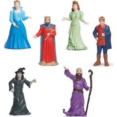 Miniature - Royal Court Set (6-Figures)