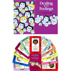 Dealing With Feelings Card Game
