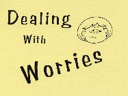 Dealing With Worries Cards Youth Version