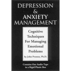 Depression & Anxiety Management (Audio Cassette)