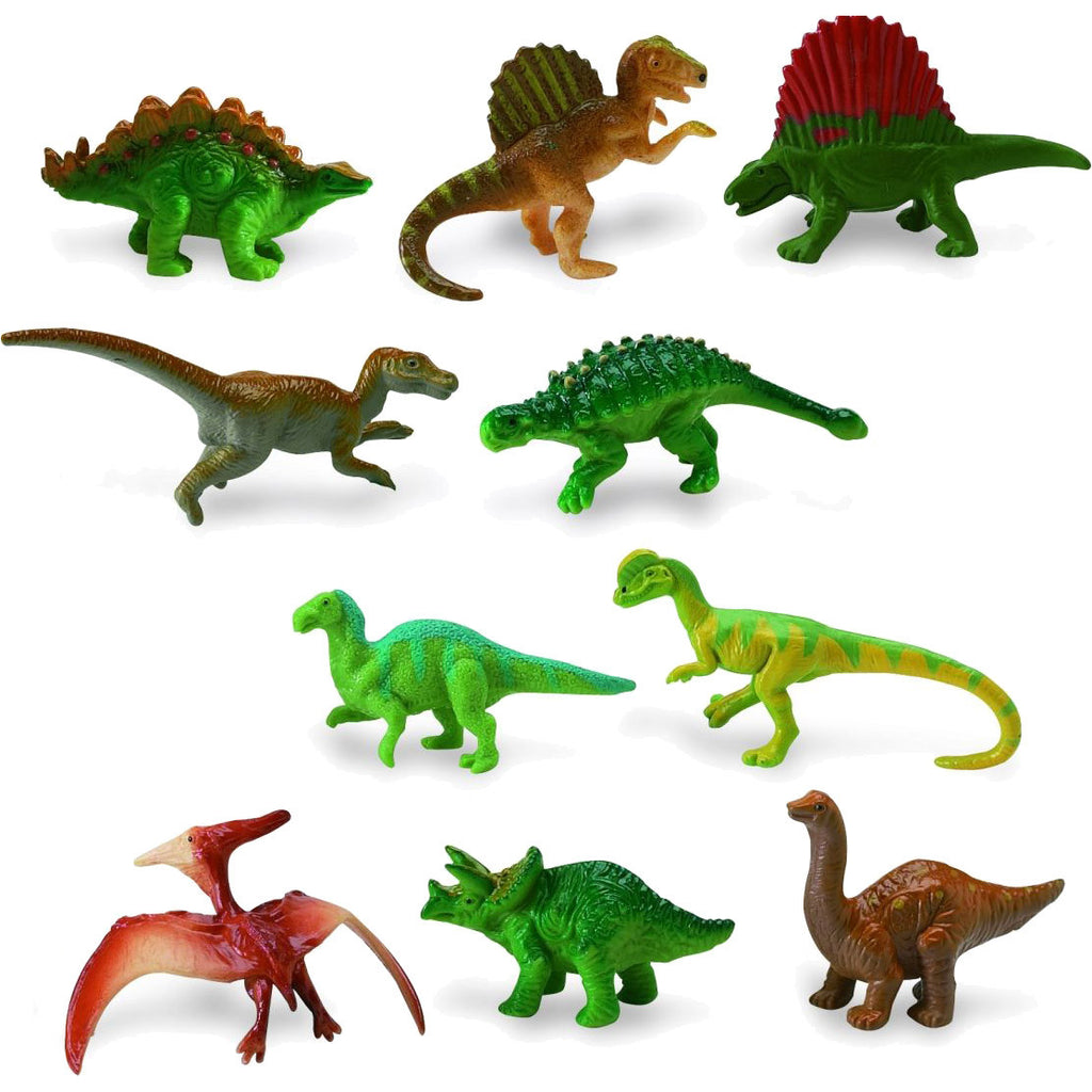 Miniature - Dinosaur Value Set (14-Pieces)