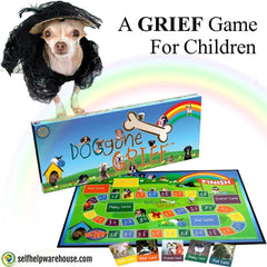 DOGgone Grief Therapeutic Board Game
