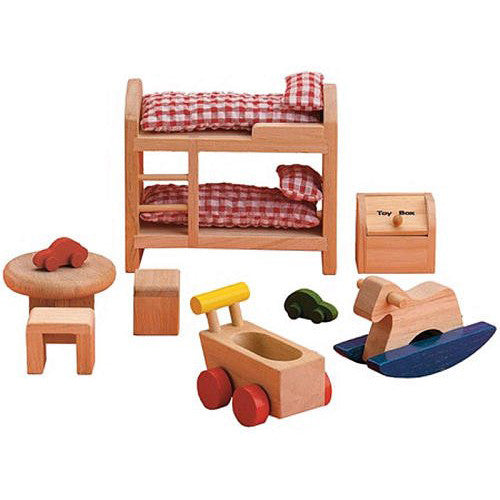 Dollhouse Children's Bedroom Set
