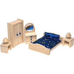 Dollhouse Master Bedroom Set