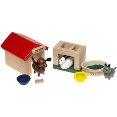 Dollhouse Pet Set