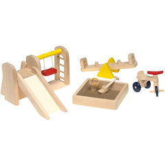 Dollhouse Playground Set