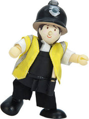Police Officer (Dollhouse-Sized)