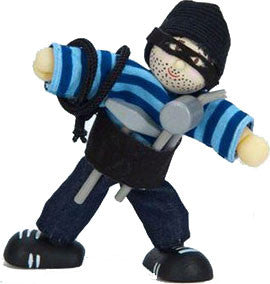 Robber (Dollhouse-Sized)