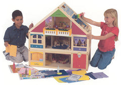 Dollhouse Decorating Kit