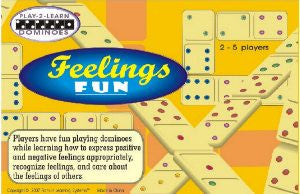 FEELINGS FUN (Play 2 Learn Dominoes)