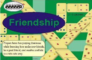 FRIENDSHIP (Play 2 Learn Dominoes)