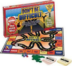 Don't Be Difficult! Game