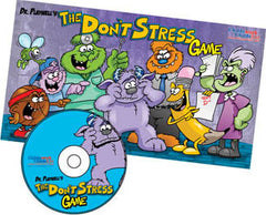 The Don't Stress Game (Includes Send-Home Games)
