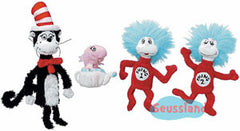 The Cat In The Hat Finger Puppet Set (4 Puppets)