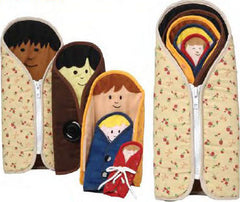 Dress-To-Nest Dolls (5-Pieces)