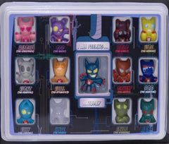 EMOTES - SERIES TWO (12 Emotion Figures & Display Case)