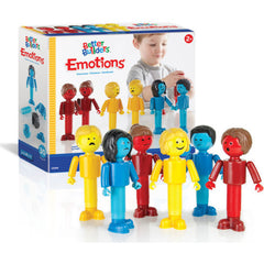 EMOTIONS! Construction Play People