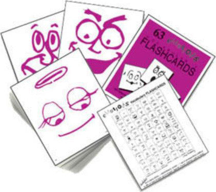 Emotions Vocabulary Flashcards