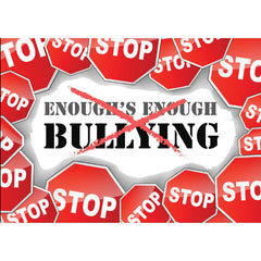 Enough's Enough Anti-Bullying Discussion Cards
