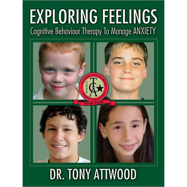 Exploring Feelings - A Therapy Program to Manage Anxiety