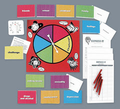 Express It - Communication Board Game