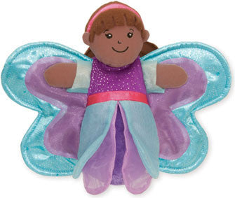 Fairy Hand Puppet (African-American)