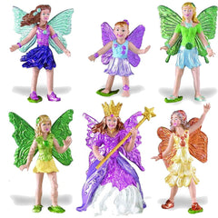 Fairy Fantasies Set (6-Figures)