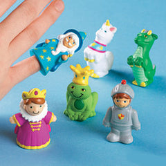 Fairy Tale Finger Puppets (Set of 6)
