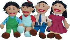 Full-Bodied Puppet Family - Asian