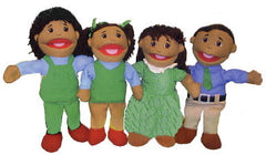 Full-Bodied Puppet Family - Hispanic