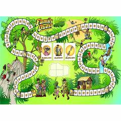 Family Quest - A Family Therapy Board Game