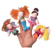 Fantasyland Finger Puppet Set