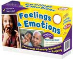 Feelings & Emotions Activity Cards