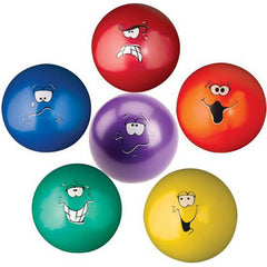 Feelings Expression Balls (Set of 6 Balls)